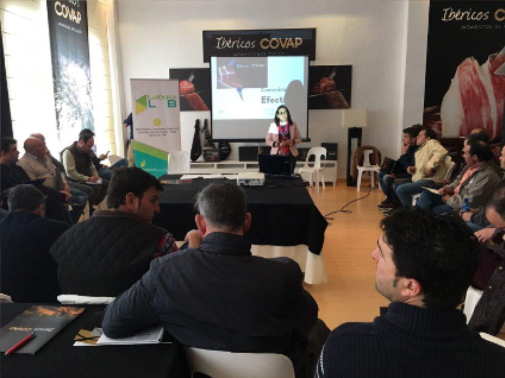 Comunicación efectiva + diálogo de ventas + PNL - Laboralab - Grupo La Nao