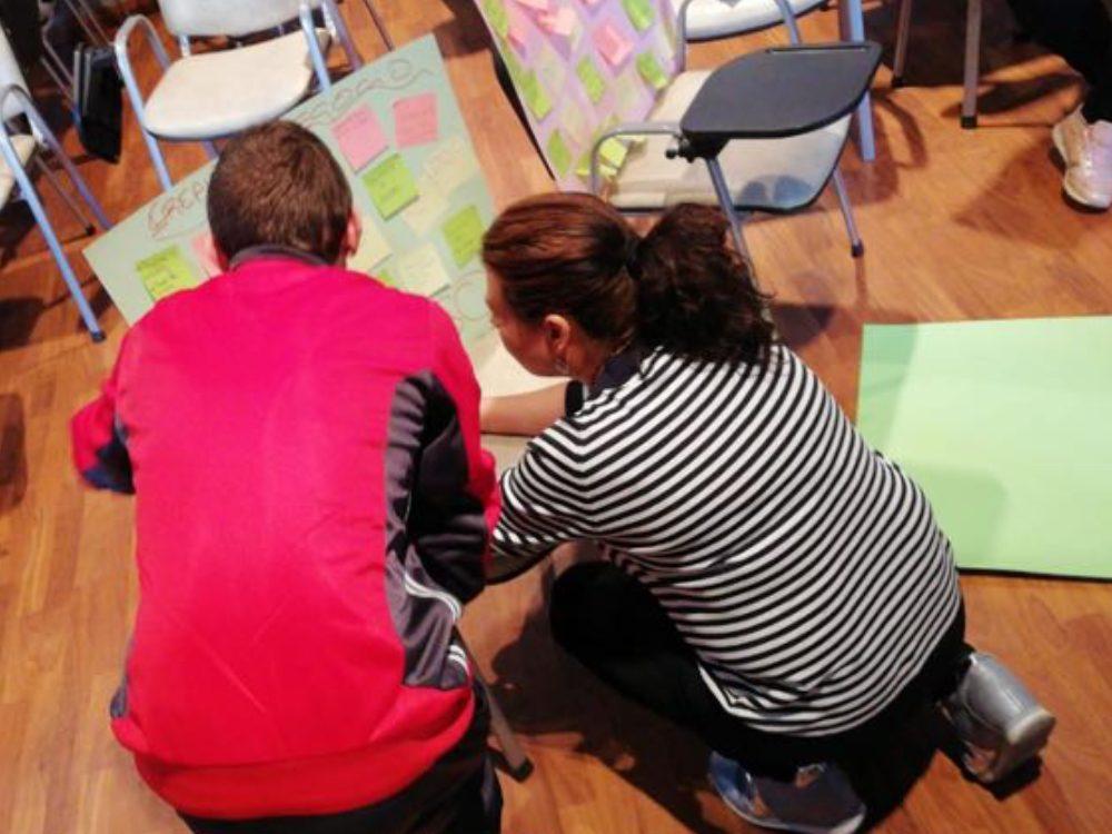 Taller para emprendedores - El Viso - Laboralab - Grupo La Nao