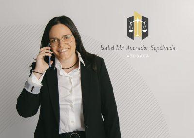 Isabel Aperador Abogada